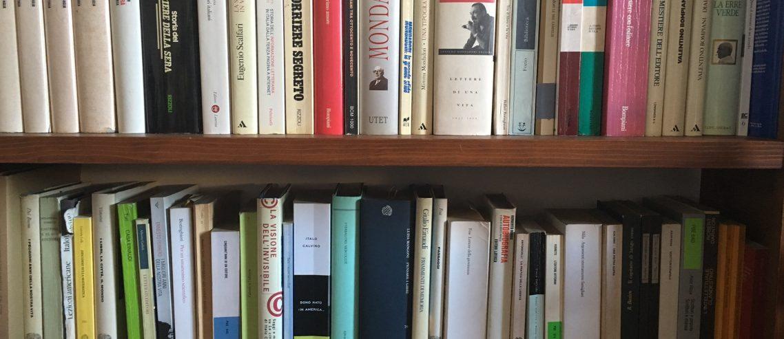 Foto dei libri